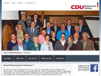 CDU-Stadtverband Rietberg
