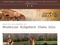 Kennel of Chaka-Zulu
