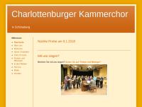 Charlottenburger Kammerchor