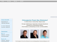 Chirurgische Praxis Neu Wulmstorf