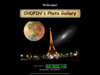 CHOPIN's Photo Gallery