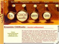 Ensemble CHORnetto