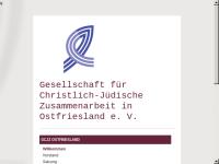 Ostfriesland - Gesellschaft für Christlich-Jüdische Zusammenarbeit