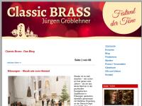 Classic Brass - Jürgen Gröblehner