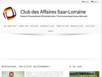 Club des affaires Saar Lorraine e.V.