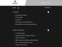 Competenzatlas IT-Region Stuttgart
