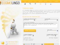 Cosmolingo Übersetzungsdienste