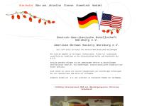 Deutsch-Amerikanische Gesellschaft Würzburg e.V.