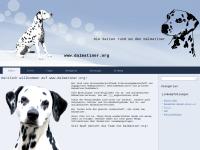 Dalmatiner im Internet