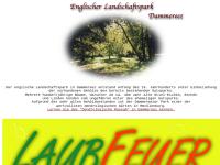 Englischer Landschaftspark Dammereez