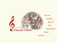Schick, Daniela