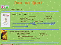 Dao va Quat ベトナムの桃と蜜柑