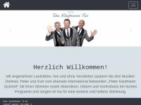Das Kaufmann Trio