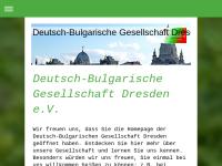 Deutsch-Bulgarische Gesellschaft Dresden