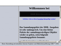 DDR Briefmarken.de