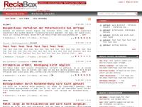 ReclaBox Deutschland AG i.G.