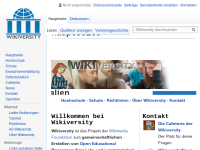 Wikiversity: Fachbereich Agrarwissenschaften