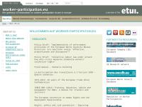 Finanzielle Mitarbeiterbeteiligung - Worker Participation.eu