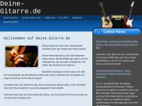 Deine-Gitarre.de - Informationsseite