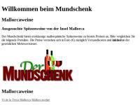Der Mundschenk, Jürgen Prehm