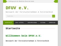 Deutscher Forstunternehmer Verband e.V.