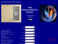 Das Chochichästli-Orakel