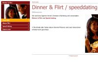 Dinner & Flirt