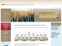 Finanzdienstleistungen Marco Mahling