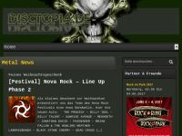 Disctopia Metal Webzine