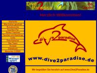 Gerd und Chris: Dive2Paradise