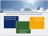 Dr. Andreas Below - Managementsysteme und Seminare