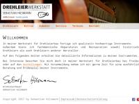 Drehleierwerkstatt - Sebastian Hilsmann