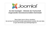 Fachschaft Angewandte Geowissenschaften TU Darmstadt