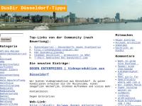 DusDir Düsseldorf-Weblinks