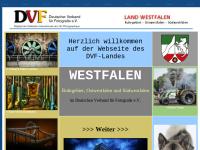 DVF-Landesverband Westfalen Online, Aus der Szene