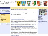 Gemeinde Egg a.d. Guenz