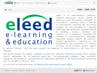 Eleed E-learning and Education