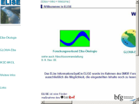 ELbe InformationsSystEm (ELISE)