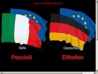 Gemeindepartnerschaft zwischen Ellhofen (Baden- Württemberg) und Peccioli (Toscana) Zeichen und Ausdruck einer lang andauernden Freundschaft