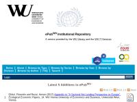 e-Voting.at : Entwicklung eines Internet-basierten Wahlsystems für öffentliche Wahlen