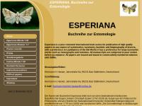 Buchreihe zur Entomologie