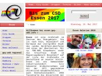 Gay-Guide für die Ruhrstadt Essen