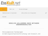 EssKult.net - Netzwerk Ernährungskultur e.V.