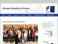 Europa-Schulen in Essen