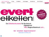 Werner Evert + Co. GmbH