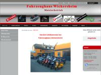 Fahrzeughaus Wickersheim