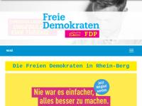 FDP Kreisverband Rheinisch-Bergischer Kreis