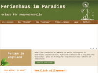 Ferienhaus Zimmermann