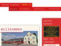 Feuerwehr Lengenfeld