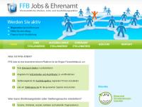Jobs und Ehrenamtsbörse für die Region Fürstenfeldbruck